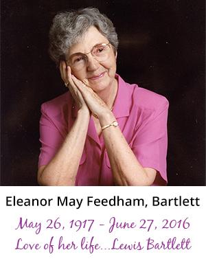 Eleanor Bartlett Memorial
